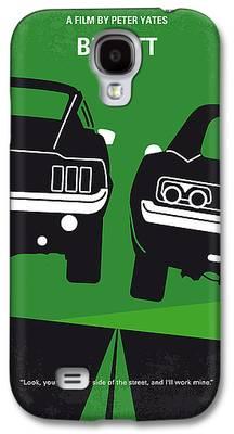 Police Art Galaxy S4 Cases