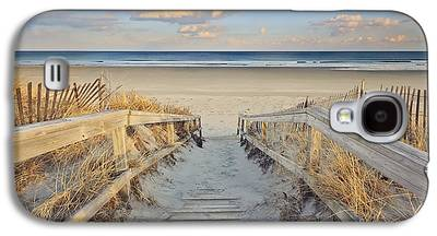 Maine Beach Galaxy S4 Cases