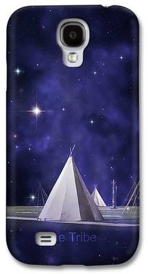 Marching Band Photographs Galaxy S4 Cases