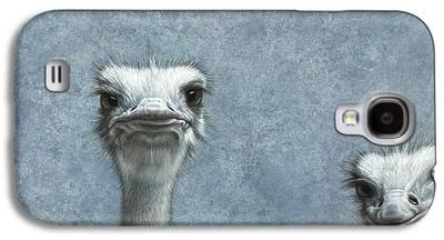 Ostrich Galaxy S4 Cases
