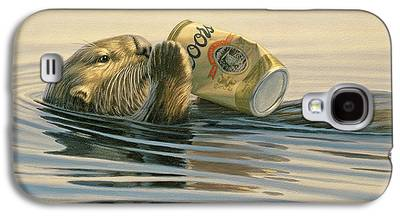 Otter Galaxy S4 Cases