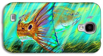 Swordfish Galaxy S4 Cases