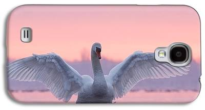 Swan Galaxy S4 Cases