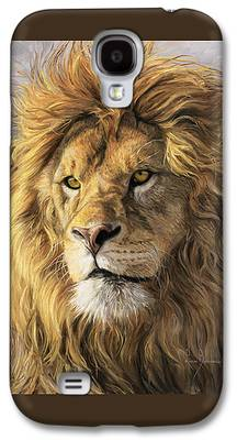 Male Paintings Galaxy S4 Cases
