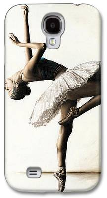 Tutus Paintings Galaxy S4 Cases