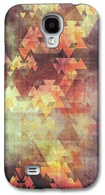 Geometry Galaxy S4 Cases