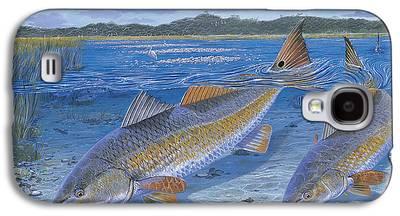 Largemouth Bass Galaxy S4 Cases
