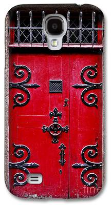 French Doors Galaxy S4 Cases