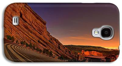Red Rock Galaxy S4 Cases