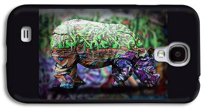 Caws Paintings Galaxy S4 Cases