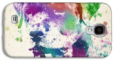 Rottweiler Galaxy S4 Cases