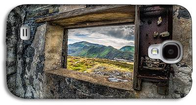 North Wales Digital Art Galaxy S4 Cases