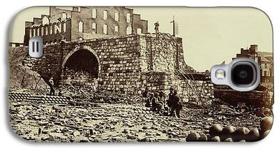 Civil War Site Galaxy S4 Cases