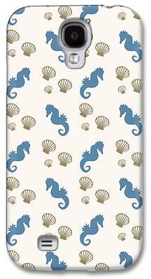 Seahorse Galaxy S4 Cases