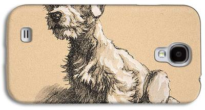 Breed Of Dog Galaxy S4 Cases
