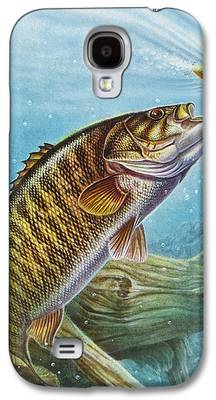 Bass Galaxy S4 Cases