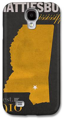 Hattiesburg Galaxy S4 Cases
