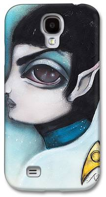Spock Galaxy S4 Cases