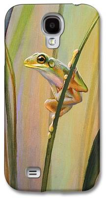 Frog Galaxy S4 Cases