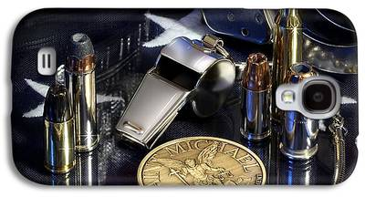 Law Enforcement Galaxy S4 Cases