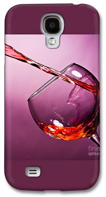 Wine Art Galaxy S4 Cases