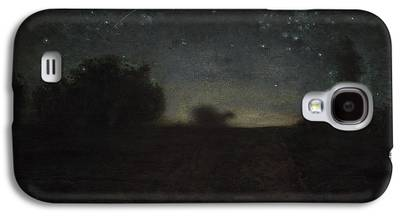 Constellation Paintings Galaxy S4 Cases