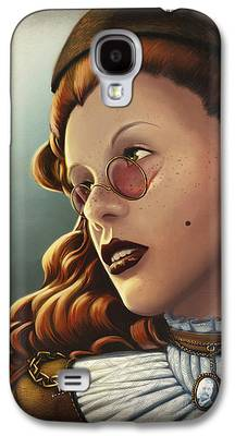 Character Portraits Galaxy S4 Cases