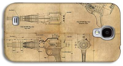 Copper Galaxy S4 Cases