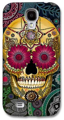 Digital Collage Galaxy S4 Cases