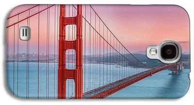 Sausalito Photographs Galaxy S4 Cases