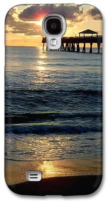 Kite Surfing Galaxy S4 Cases