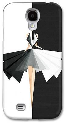 Swan Galaxy S4 Cases
