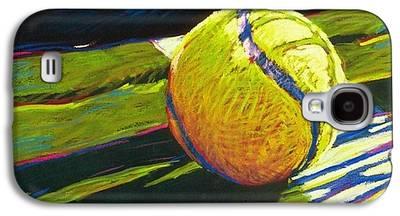 Tennis Galaxy S4 Cases