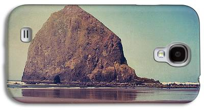 Beach Landscape Digital Art Galaxy S4 Cases