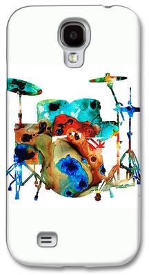 Drum Galaxy S4 Cases