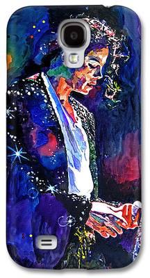 Michael Jackson Galaxy S4 Cases