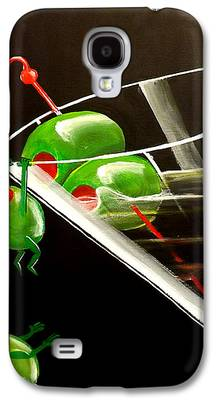 Fantasy Realistic Still Life Paintings Galaxy S4 Cases