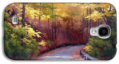 Warner Park In Nashville Paintings Galaxy S4 Cases