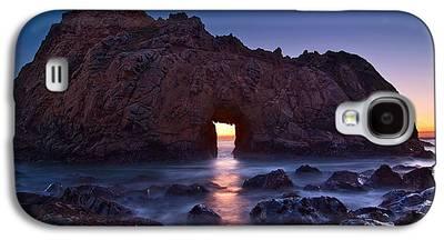 Big Sur Beach Galaxy S4 Cases