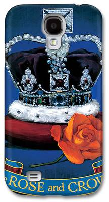 Royal Family Arts Galaxy S4 Cases