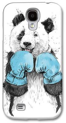 Boxer Galaxy S4 Cases