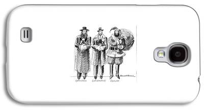Conservative Galaxy S4 Cases