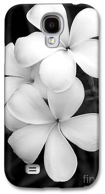 Florida Flowers Photographs Galaxy S4 Cases