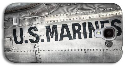 Marine Galaxy S4 Cases