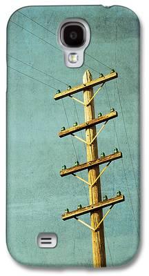 Telephone Poles Galaxy S4 Cases
