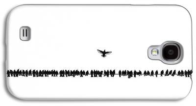 Starlings Galaxy S4 Cases