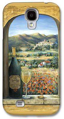 French Wine Galaxy S4 Cases