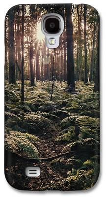Forest Floor Galaxy S4 Cases