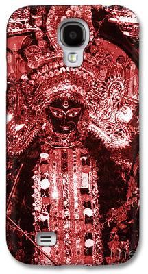 Warrior Goddess Photographs Galaxy S4 Cases