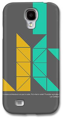 Linear Galaxy S4 Cases